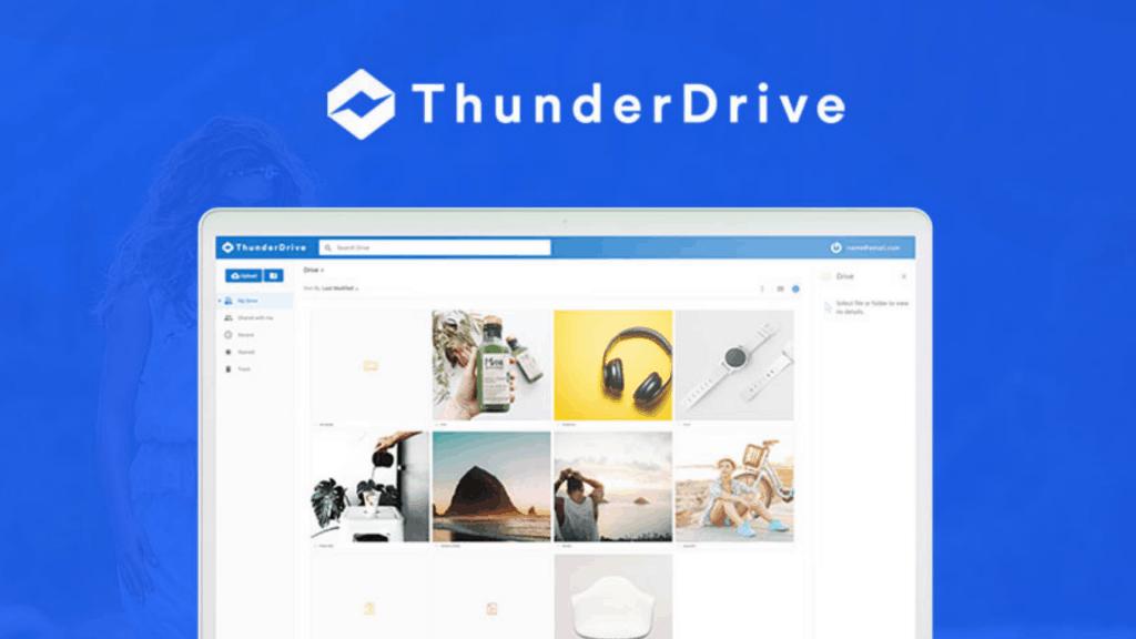 ThunderDrive lifetime deal