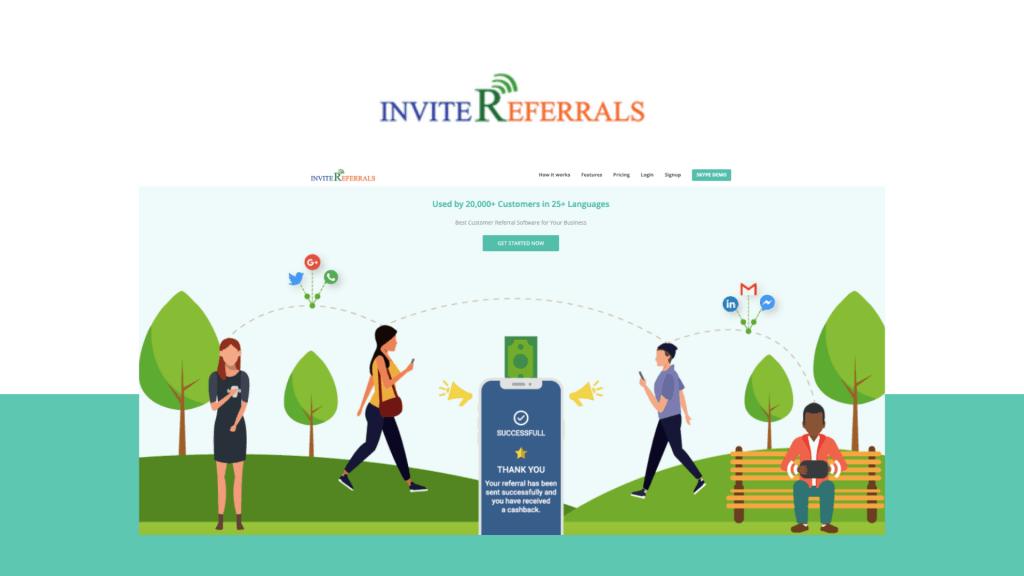 Invitereferrals Lifetime Deal