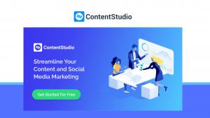 ContentStudio Lifetime Deal