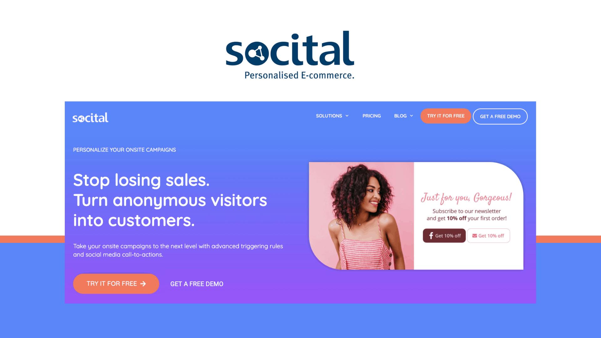 Socital Lifetime Deal