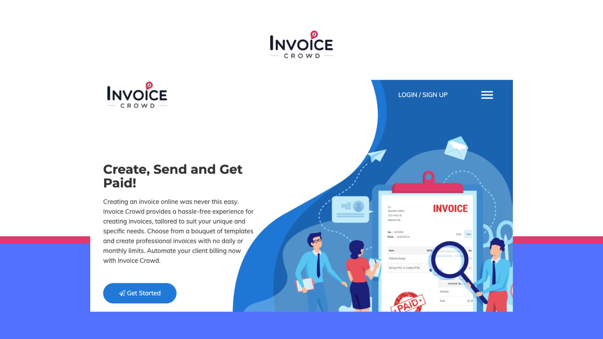 invoicecrowd Lifetime Deal