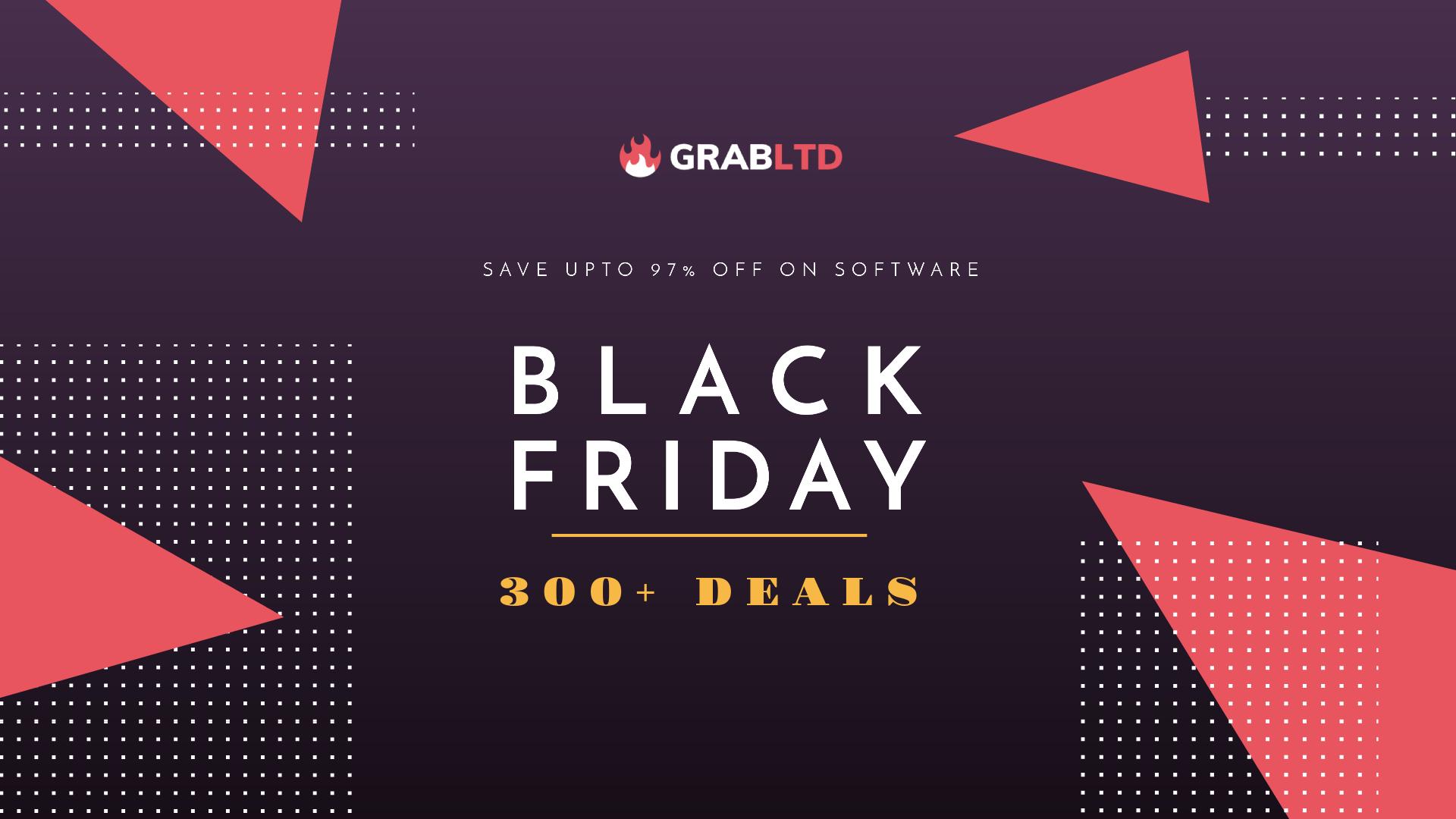 black friday saas lifetime deals