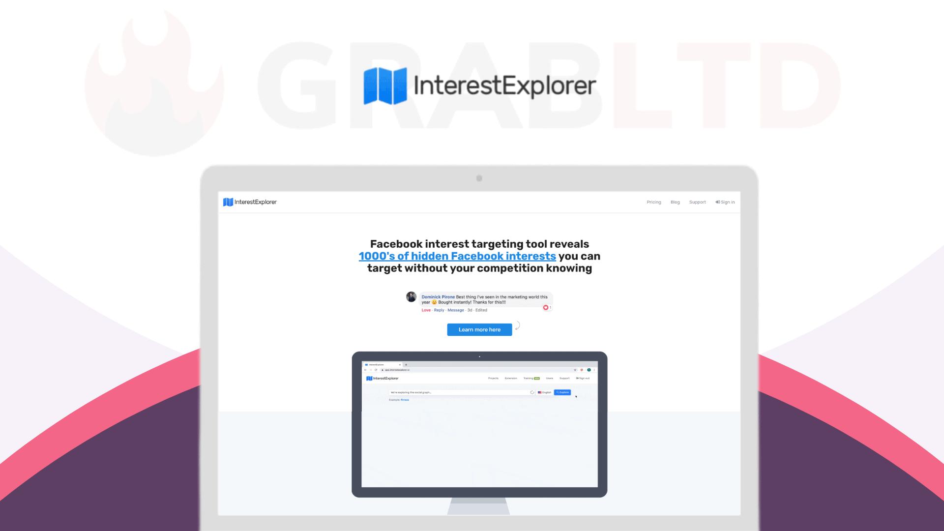 InterestExplorer Lifetime Software Deal