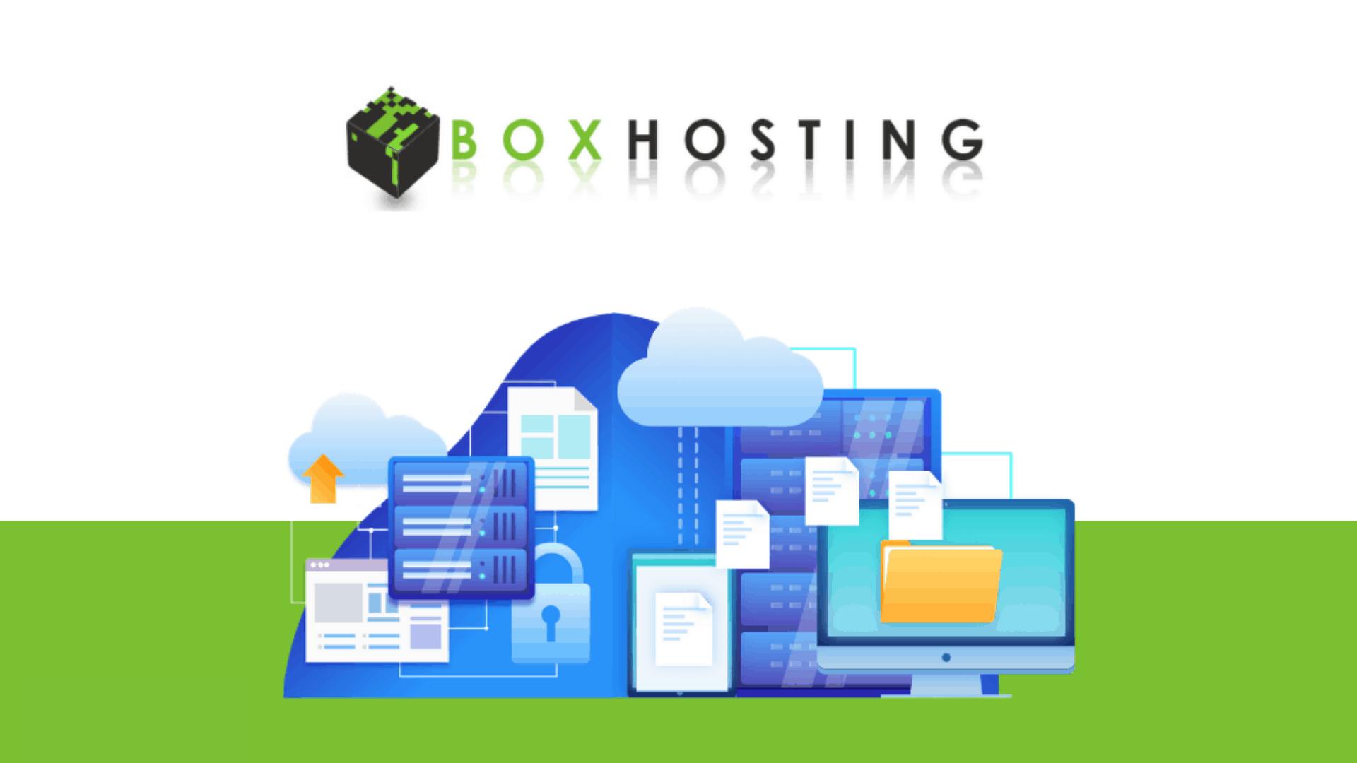 BoxHosting lifetime deal