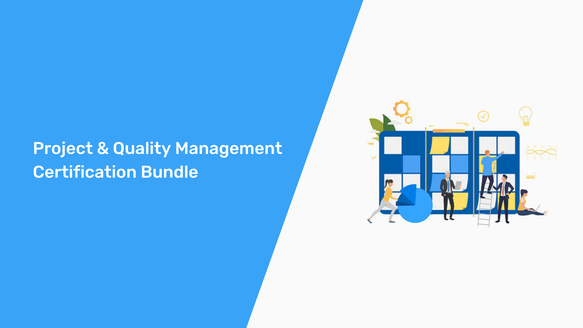 Project Management Certification Bundle