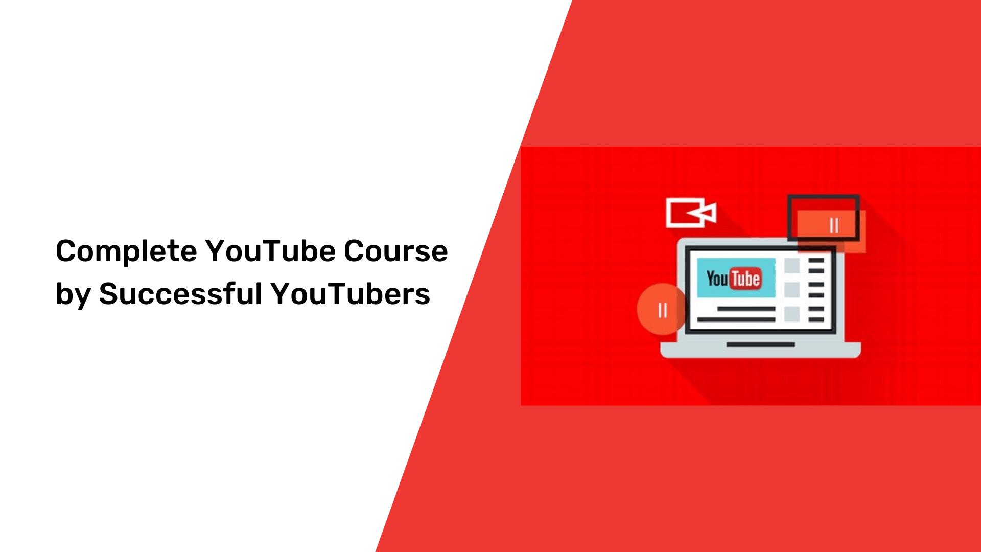 complete youtube course grabltd