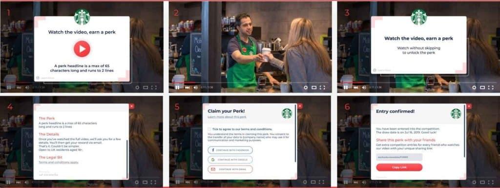 Vieworks | Video Marketing, Lead Generation & Rewards Tool 2