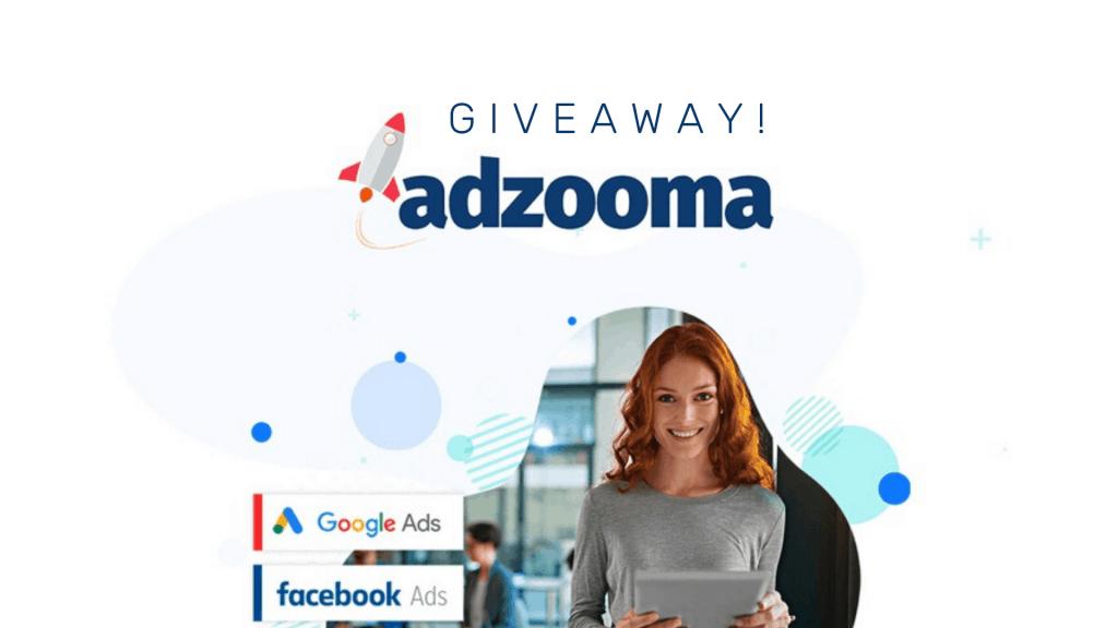 adzooma giveaway