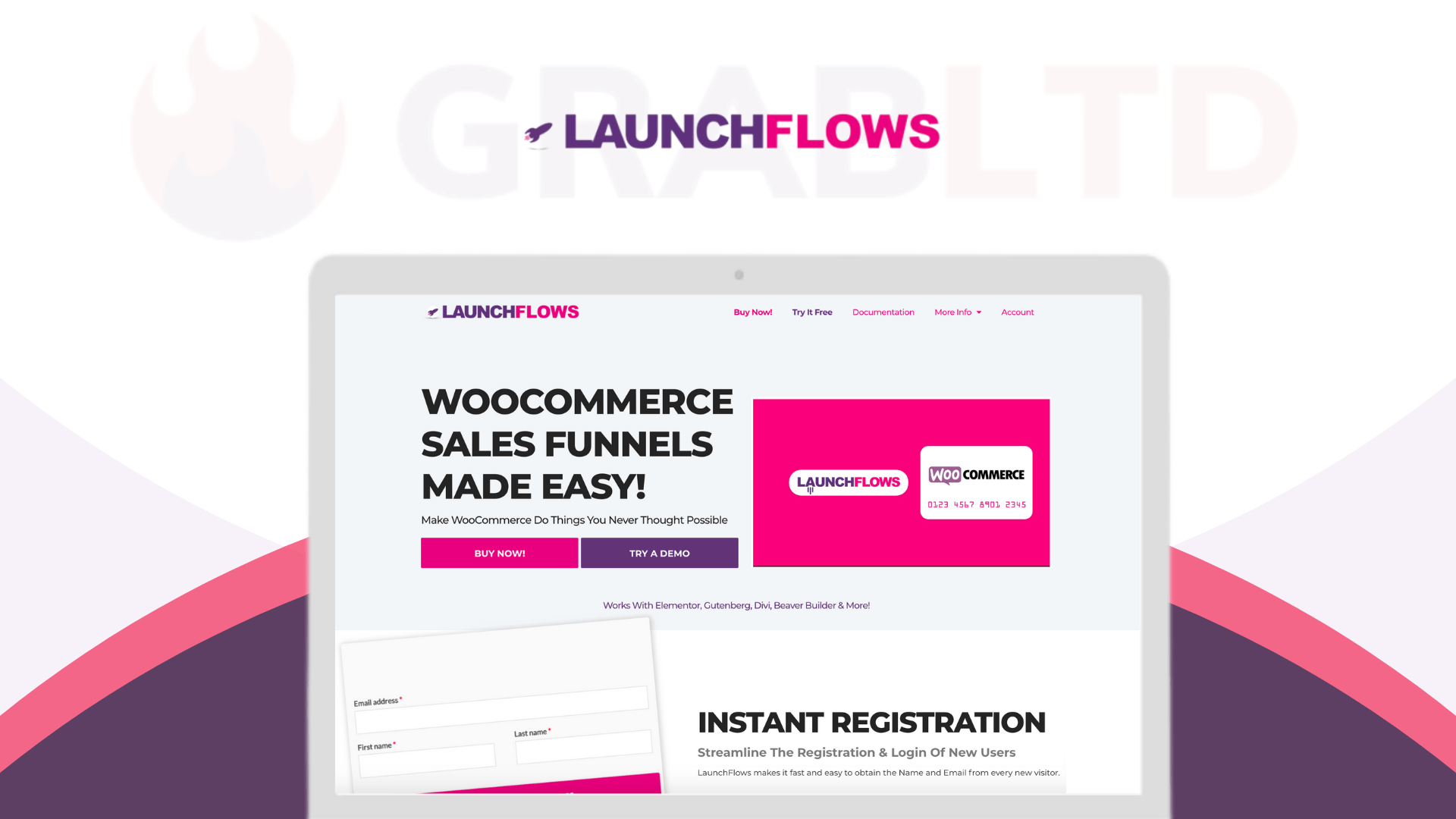 LaunchFlows | WooCommerce Sales Funnels Made Easy 1