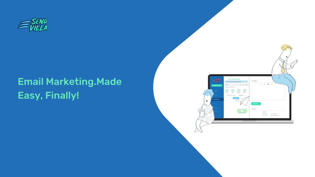 Sendvilla   Email Marketing & Autoresponder Tool 2