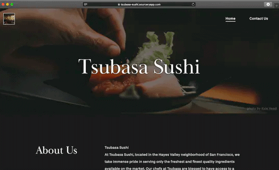 Sourcery   Create your Smart Website in Seconds 2