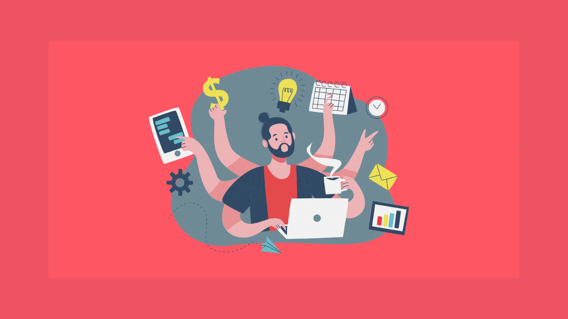 Productivity Hacks Grabltd