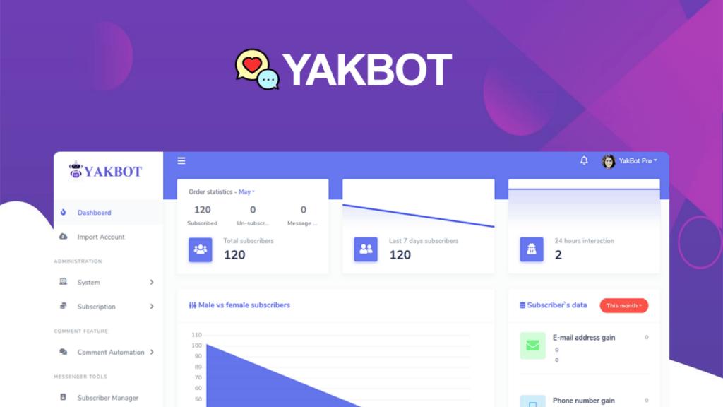 Yakbot Lifetime Deal
