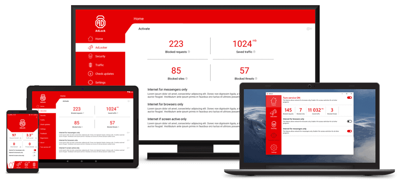 AdLock | Most Functional Ad Blocker to Remove Ads 2