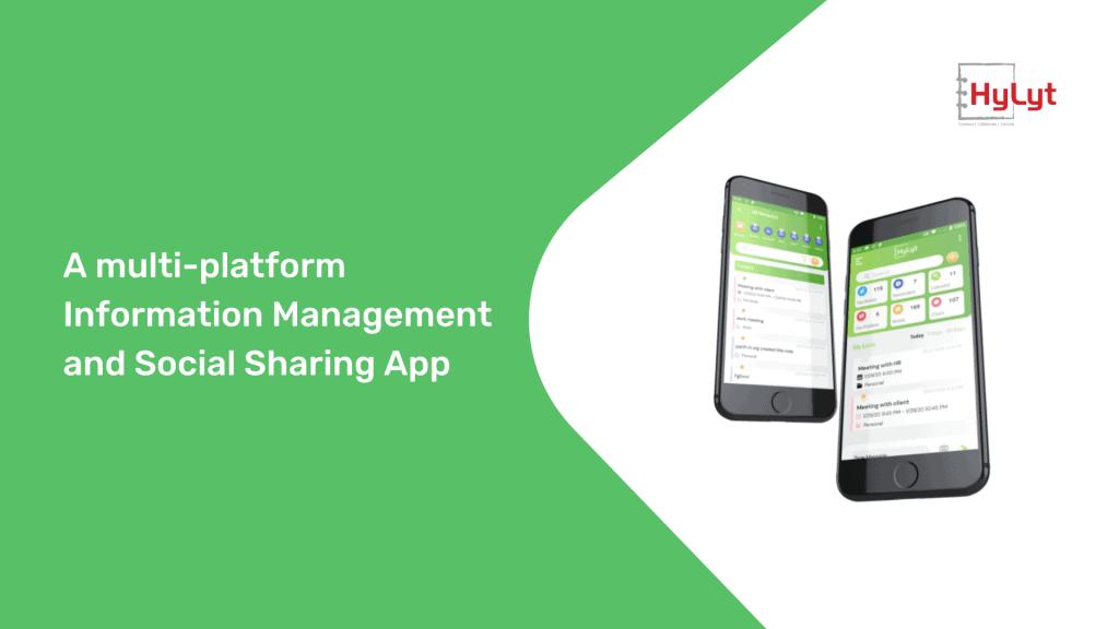 HyLyt | Information Management & Collaboration Platform 2