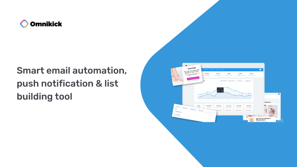 Omnikick | #1 Marketing Automation Tool 1