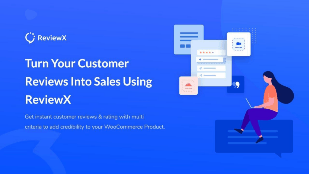 Reviewx | Accelerate WooCommerce Sales 1