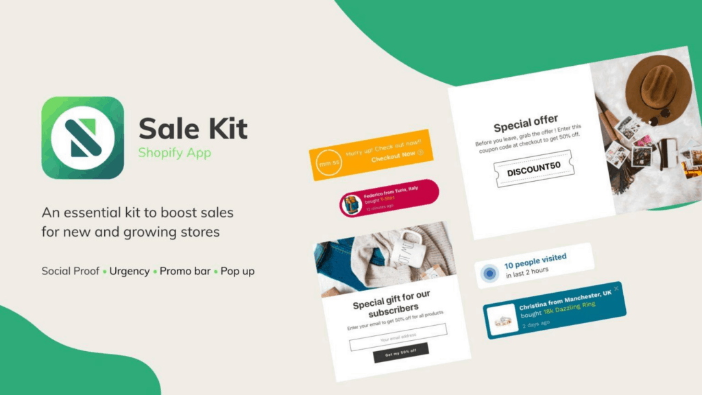 Sale Kit for Shopify   Powerful Tools to Boost Sales 1