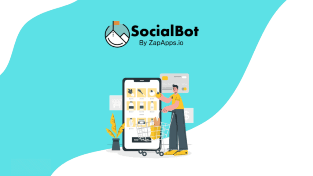 SocialBot by ZapApps | Bot for Facebook Messenger 1