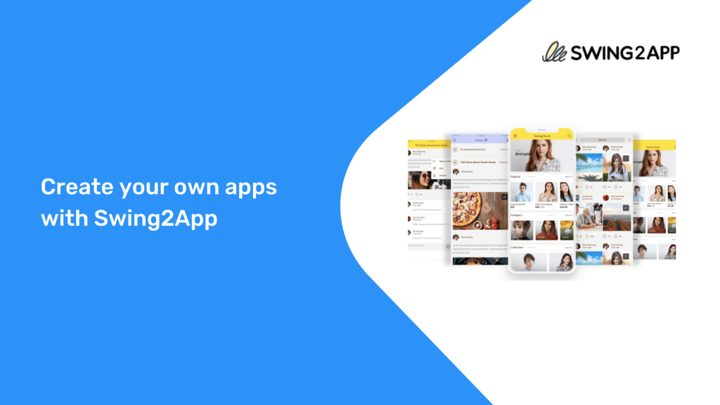 Swing2App | Turn your Website into App 2