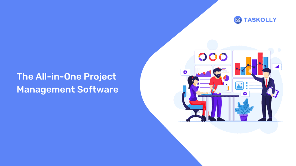 Taskolly | All-in-One Project Management Software 1