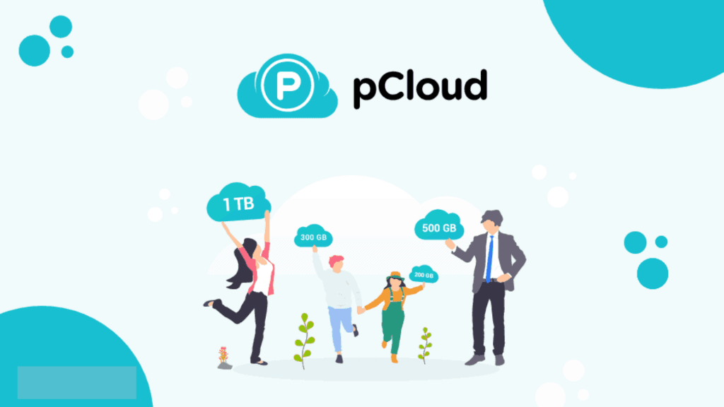 pCloud | Cloud Storage App 1