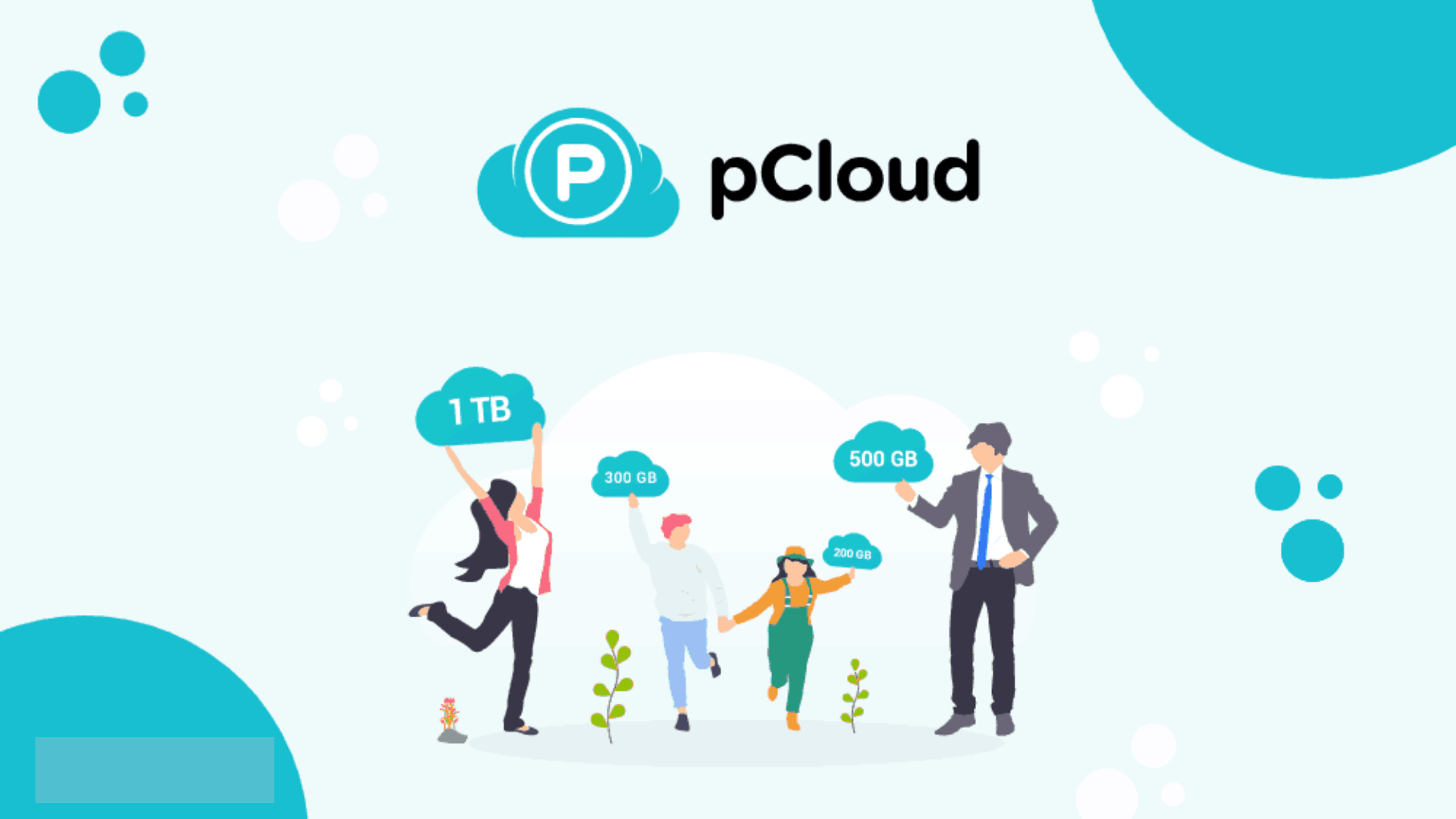 pCloud - Best Lifetime Cloud Storage - Starting from 150$