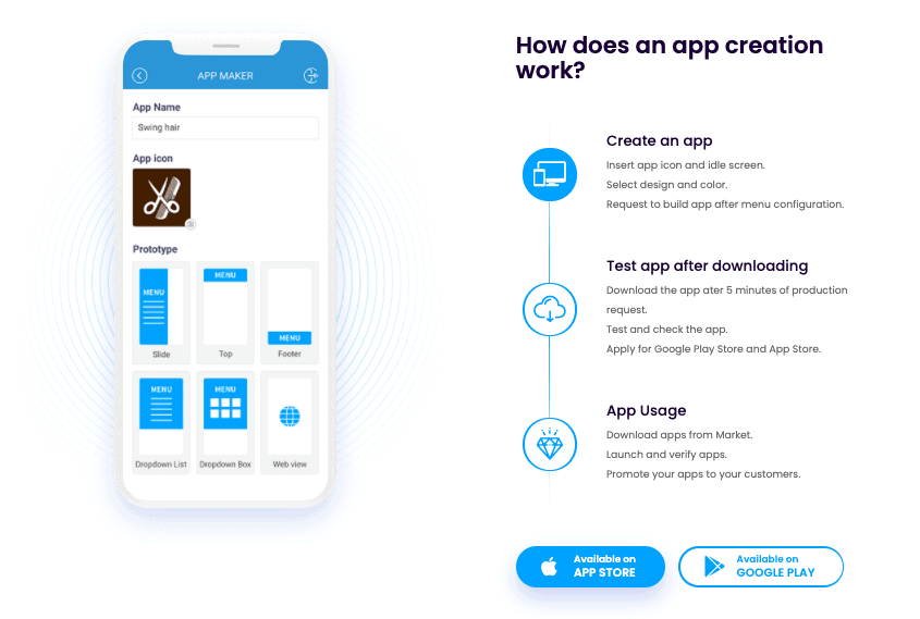 Swing2App | Turn your Website into App 3
