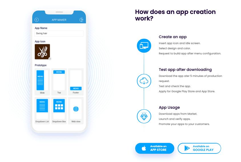 Swing2App | Turn your Website into App 2