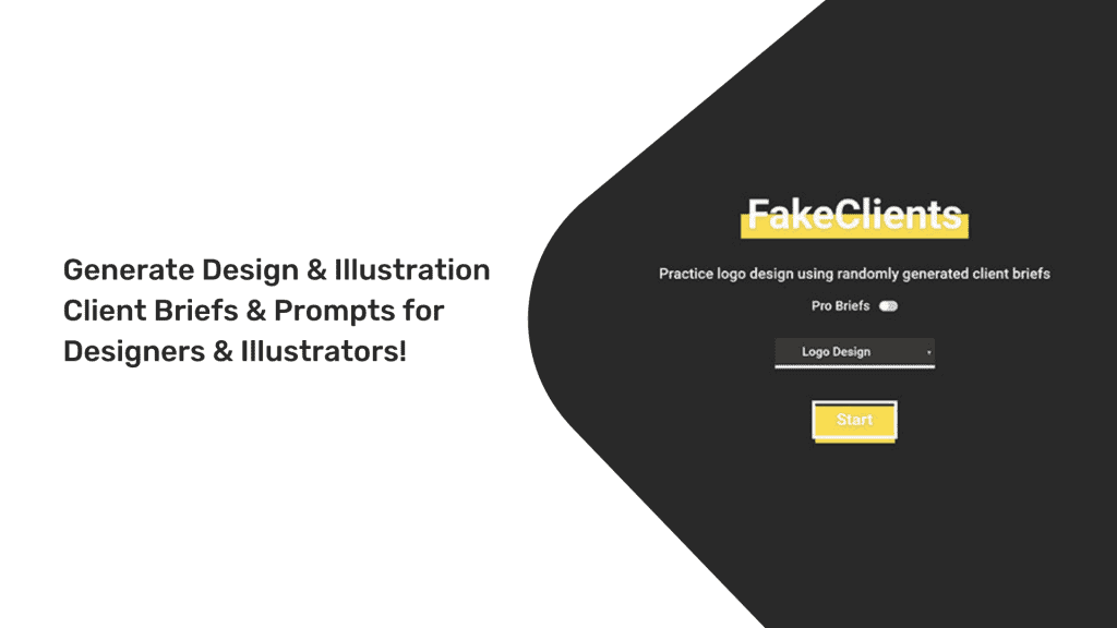 FakeClients | Design Brief Generator 2
