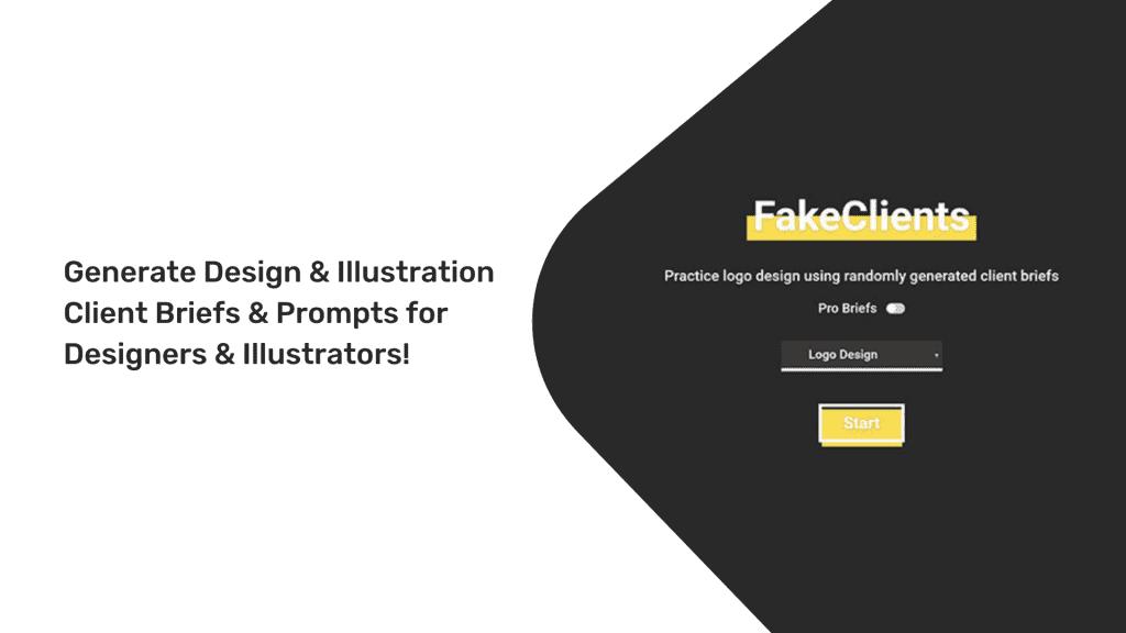 FakeClients | Design Brief Generator 2