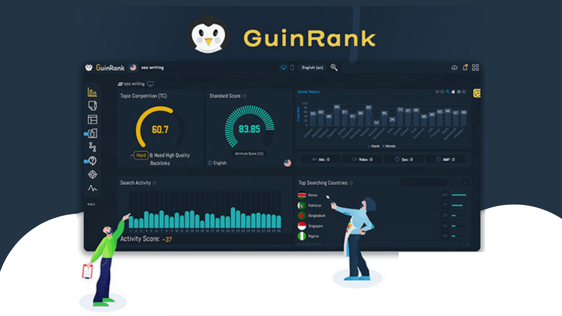 GuinRank 2 year Deal