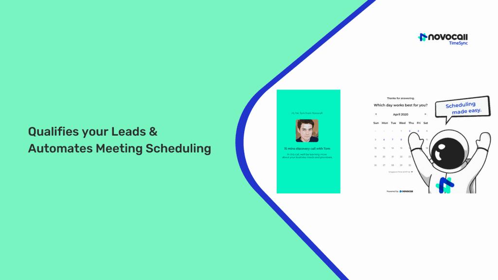 TimeSync | Online Meeting Scheduler 2
