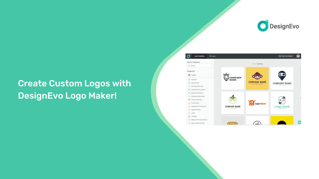 DesignEvo | Create Your Custom Logos 2