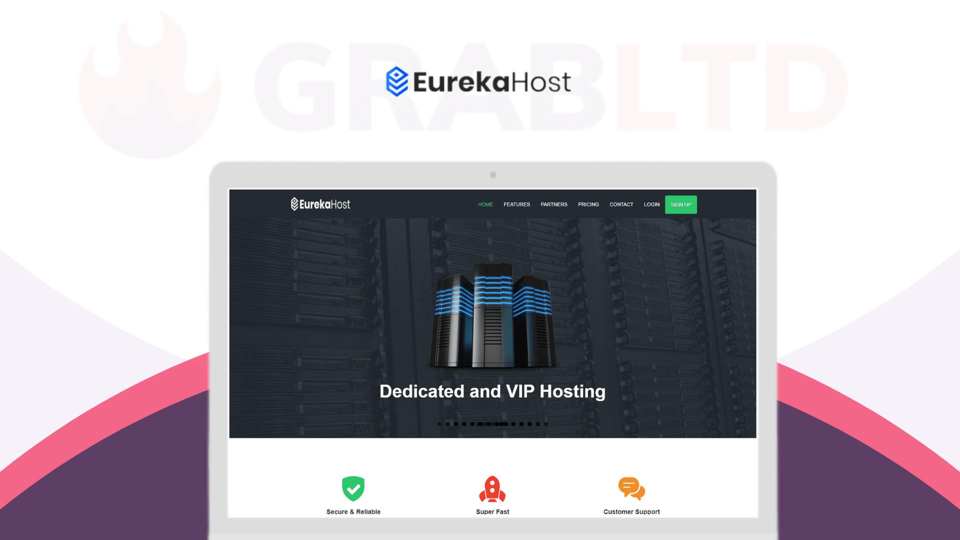 EurekaHost Lifetime Deal