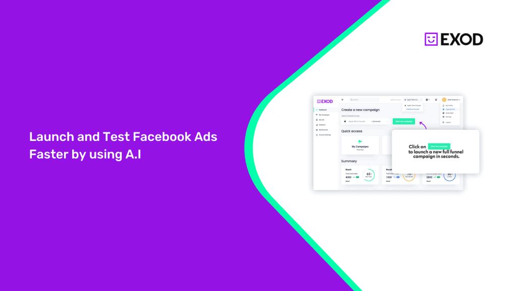 EXOD.Ai | Facebook Ads Automation 1