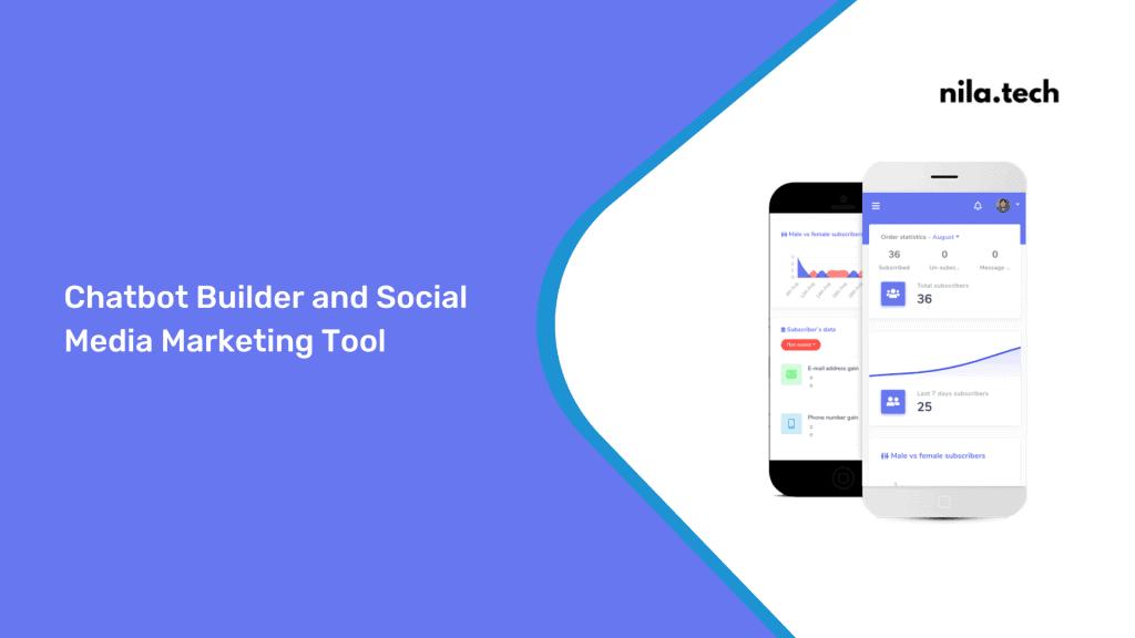 NilaTech | Messenger Marketing Tool 2