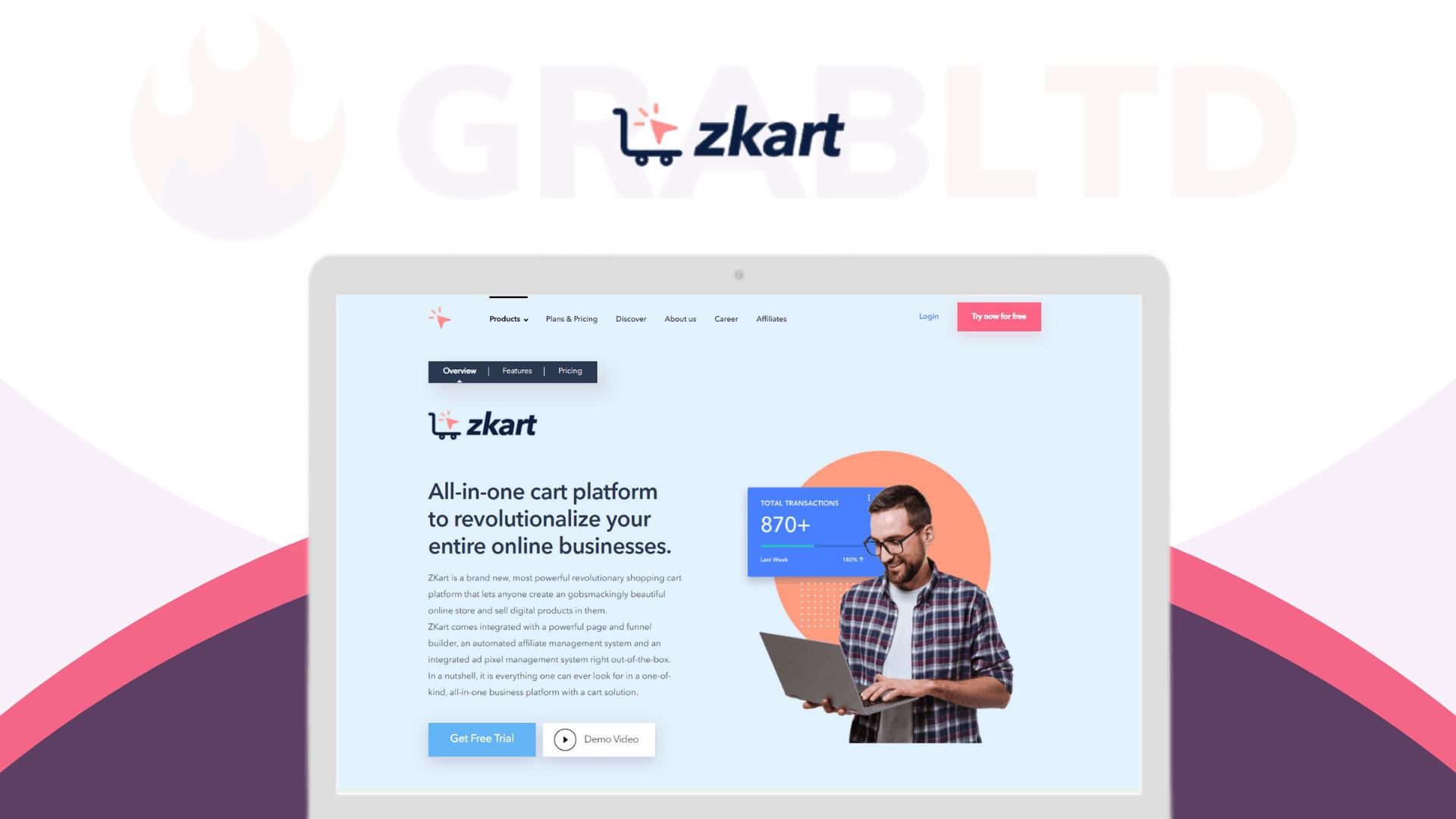 Zkart Lifetime Software Deal