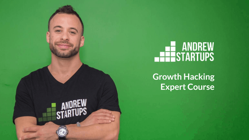 AndrewStartups | Growth Hacking Expert Course 2