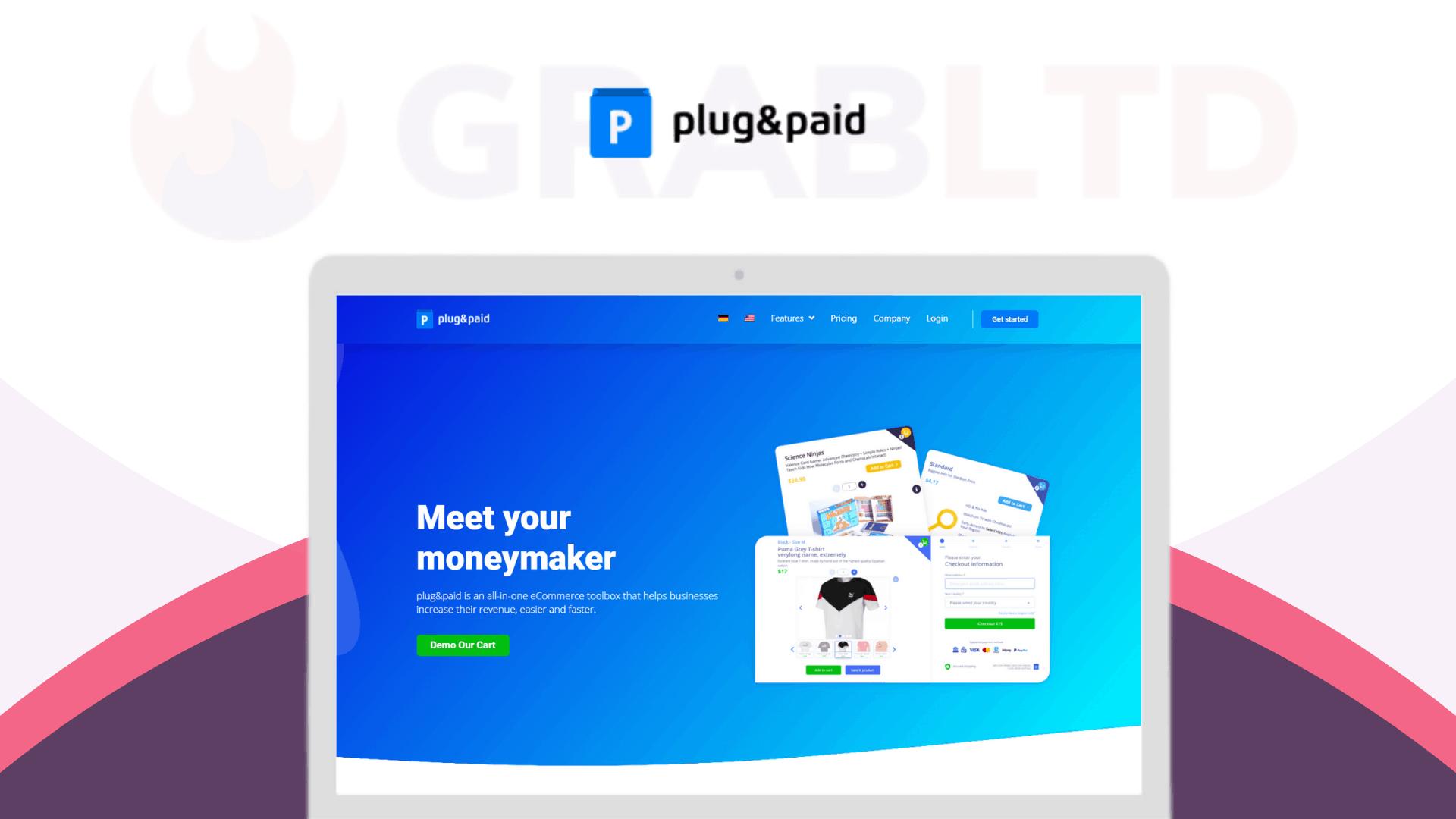 Plug&Paid Lifetime Software Deal