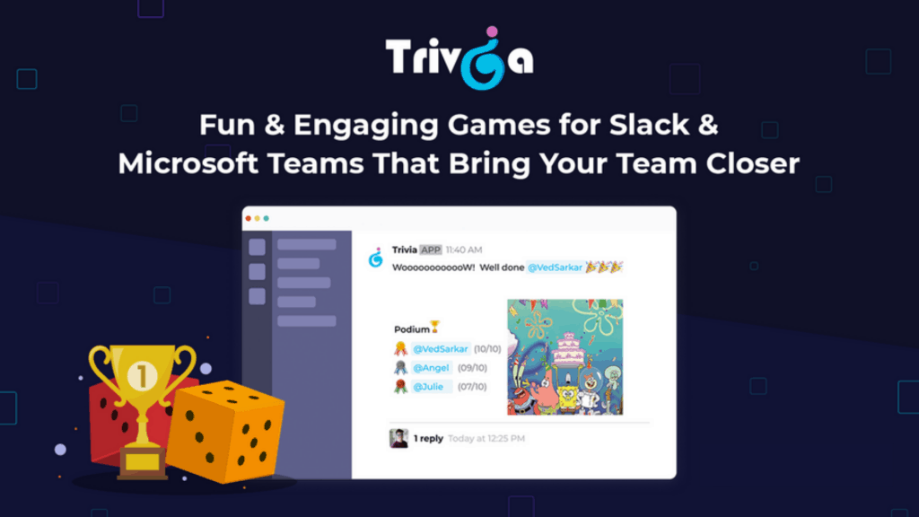 Trivia | Building Engaged Team With Real-Time Games 2