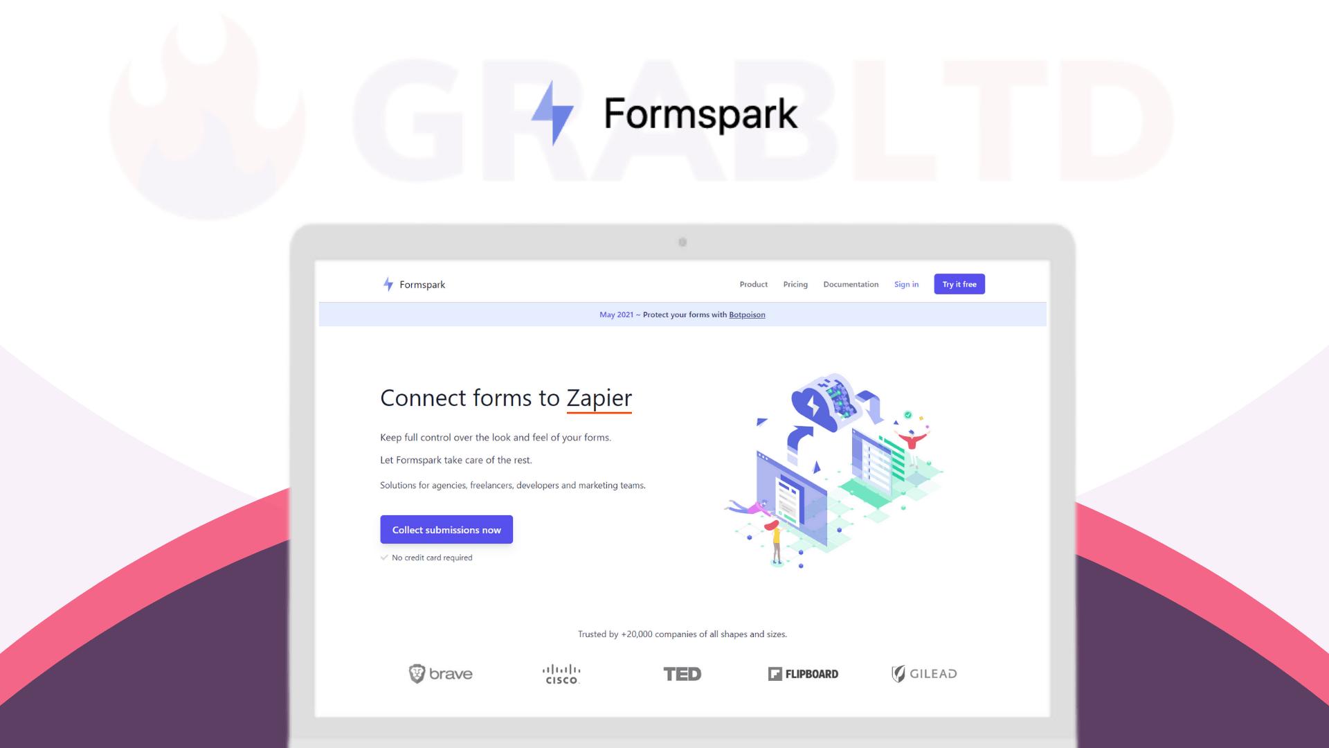 Formspark Lifetime Deal