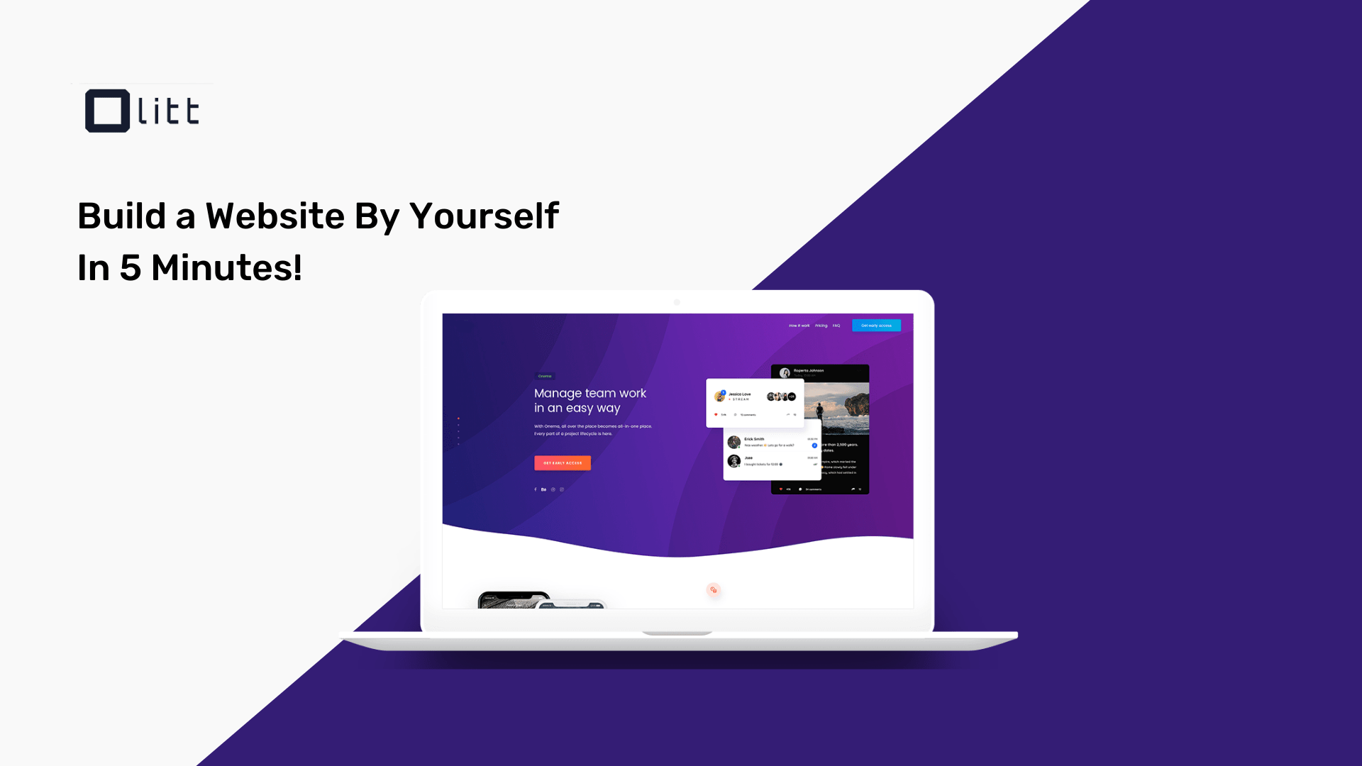 Olitt | #1 Best Website Builder 2