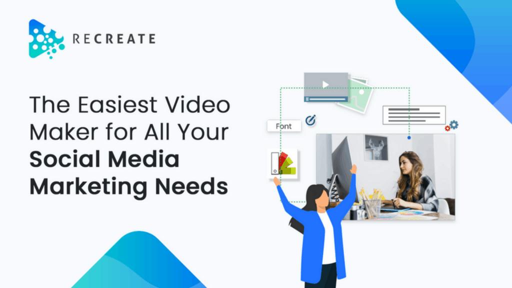 Recreate | AI-Assisted Video Maker 2