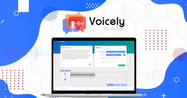 Voicely | Text to Speech Using AI 2