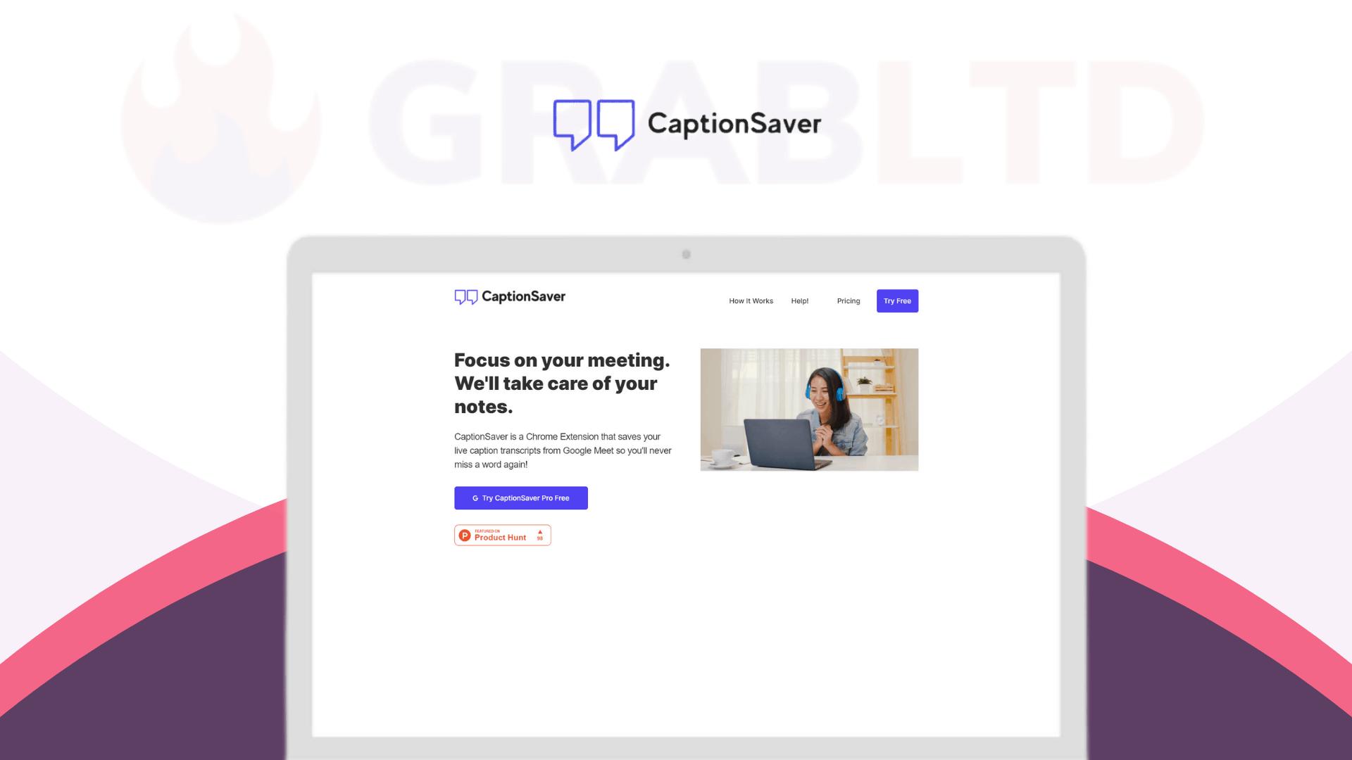 CaptionSaver Lifetime Deal
