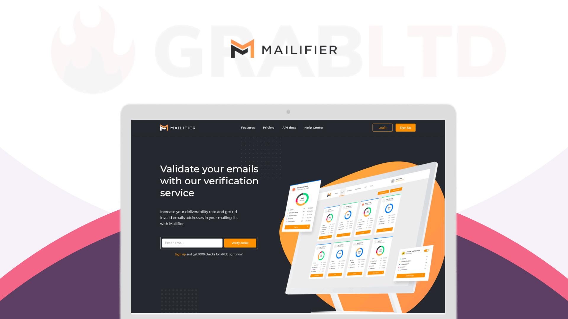 Mailifier Lifetime Software Deal