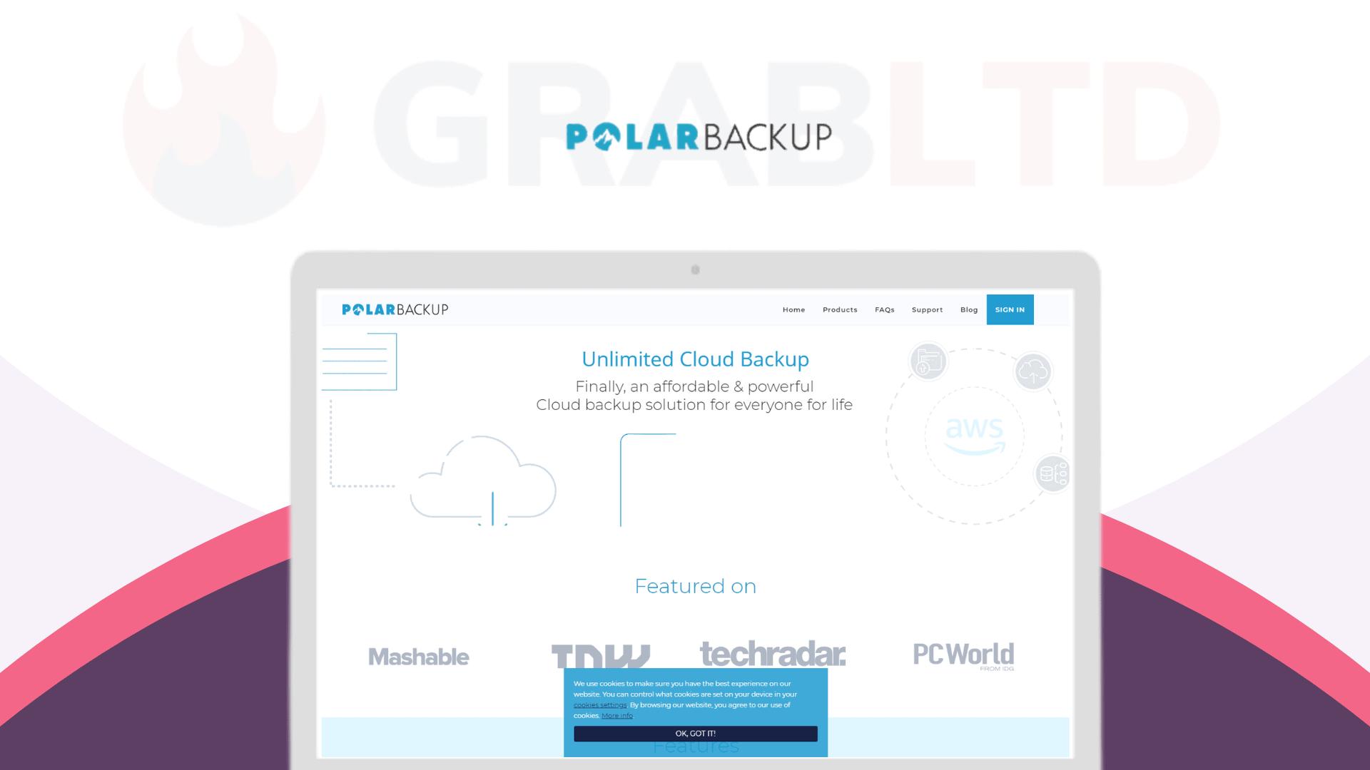 Polar backup Lifetime Software Deal