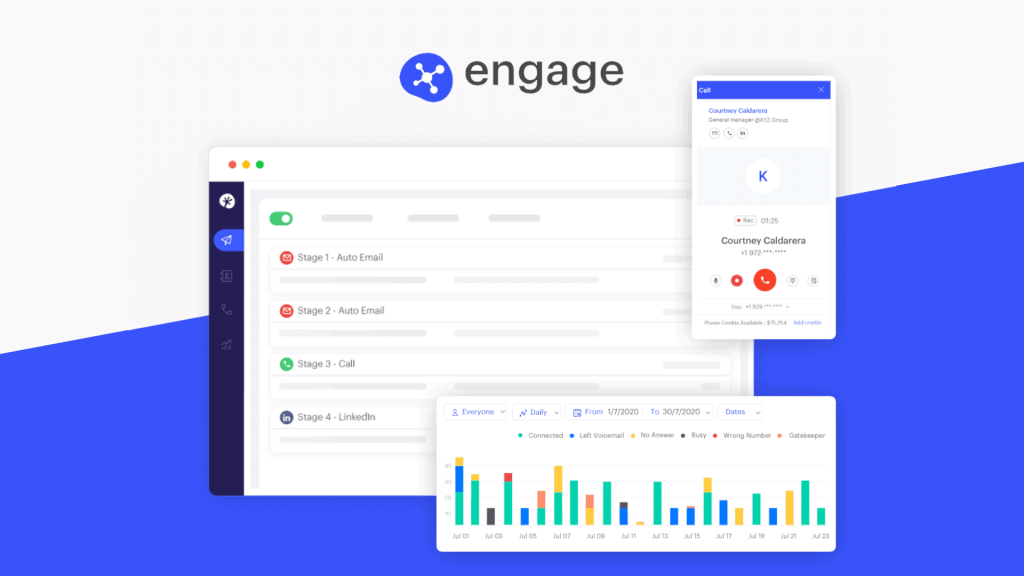 Adapt Engage | Multi-Channel Sales Automation Platform 2
