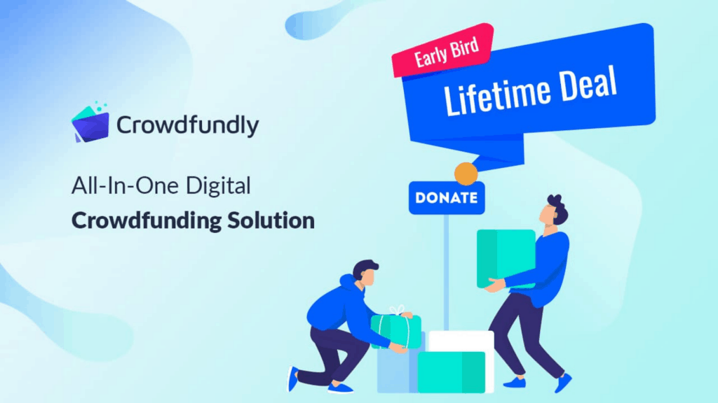 Crowdfundly   All-In-One Digital Crowdfunding Solution 1